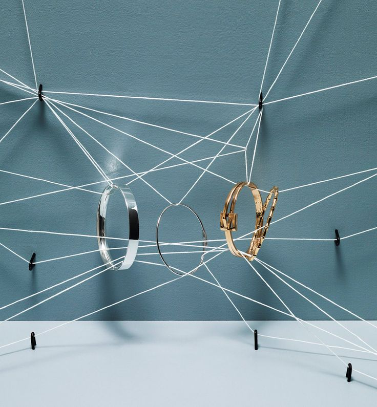Benoit Pailley - jewellery display, could work with personal jewellery