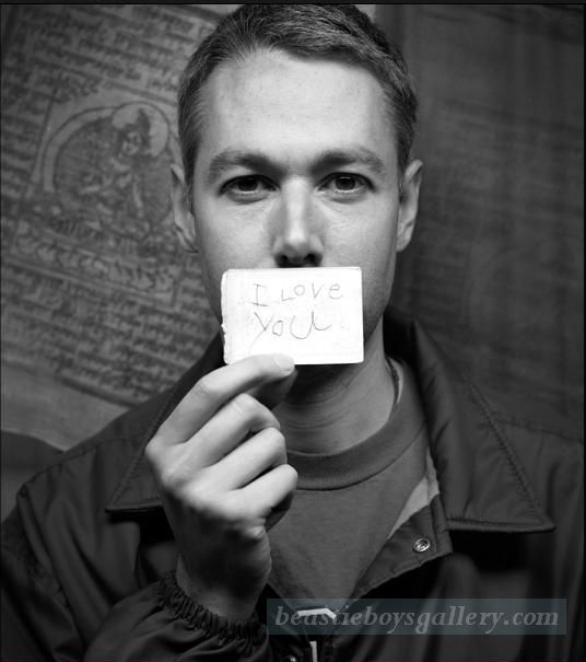 - yauch i love you - the affection of a Buddhist