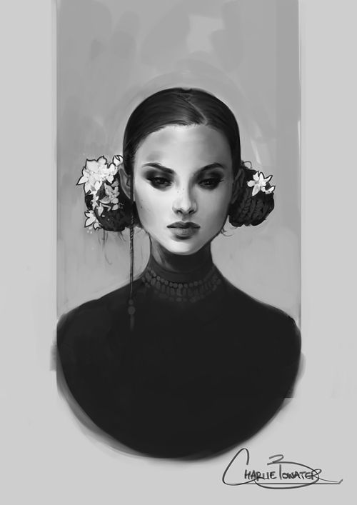 Sketch XXI by `Charlie-Bowater on deviantART