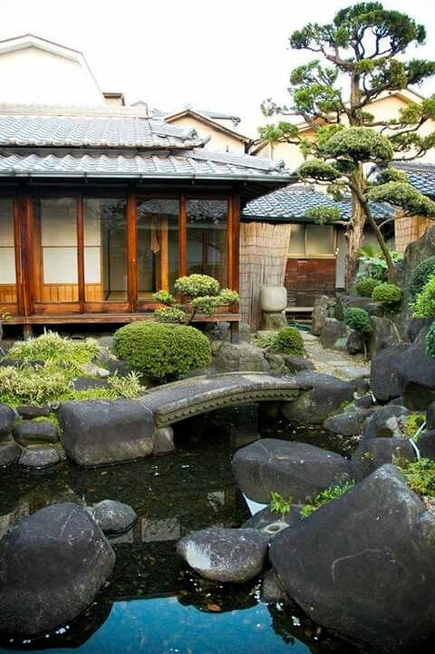 Giardino Giardino giapponese, Giardino zen, Giardino
