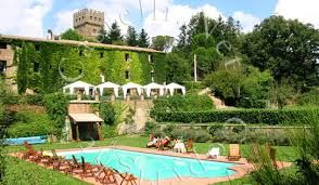 Castello Di Santa Cristina, Italy