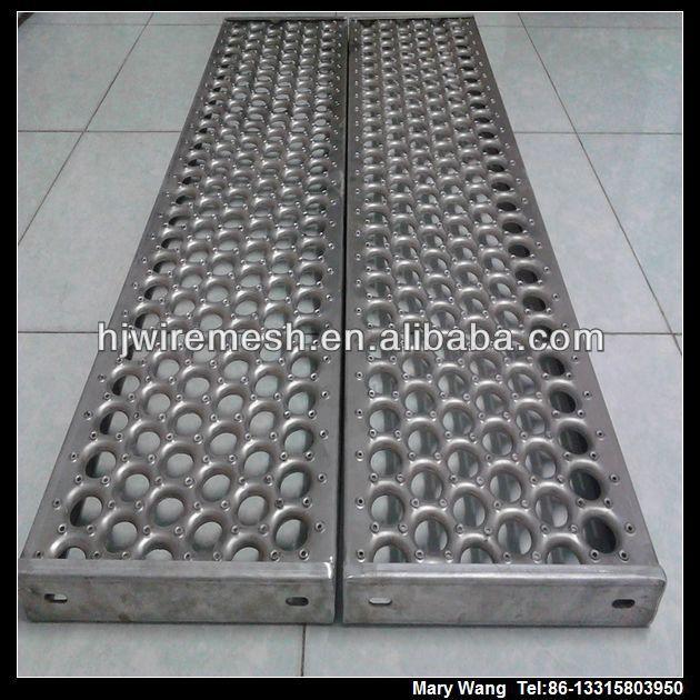Grip Strut Perforated Metal Decking Perforated Metal