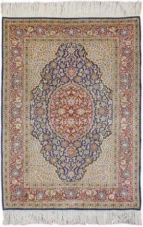 Silk carpet Hereke – Turkey