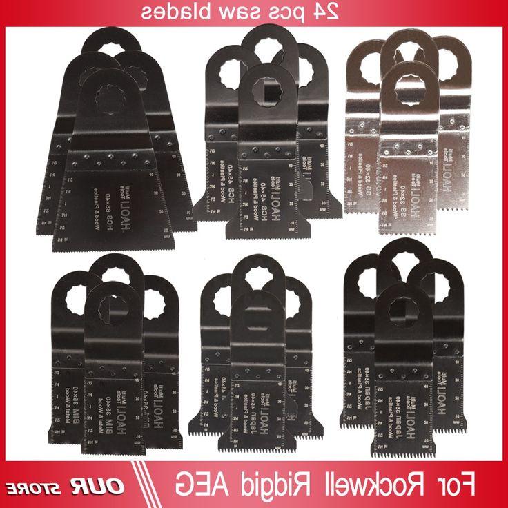 36.09$  Watch now - https://alitems.com/g/1e8d114494b01f4c715516525dc3e8/?i=5&ulp=https%3A%2F%2Fwww.aliexpress.com%2Fitem%2F24-pcs-oscillating-multi-tool-saw-blade-for-Ridgid-AEG-worx-power-tools-accessories-wood-metal%2F32518920197.html - 24 pcs oscillating multi tool saw blade for Ridgid AEG worx power tools accessories,wood metal cutiing,home decoration,DIY tools 36.09$