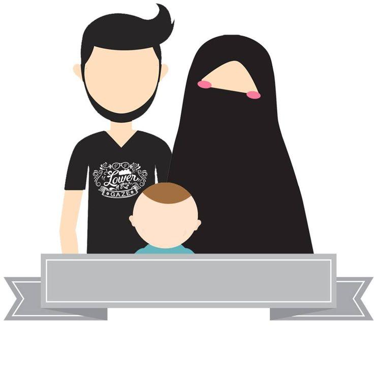 avatar kartun muslim 19