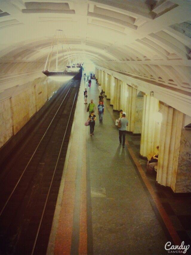 Метро Театральная (metro Teatralnaya) (Москва)