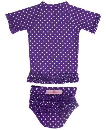 RuffleButts Grape Polka Dot Ruffled Rash Guard Bikini - 18-24m RuffleButts,http://www.amazon.com/dp/B00ELML2BE/ref=cm_sw_r_pi_dp_5jxhtb1449S8MRBQ