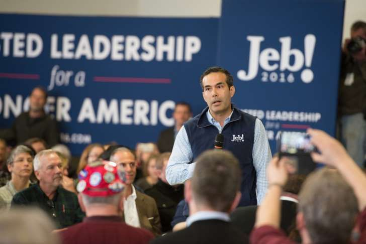 Jeb Bush's Son Endorses Dad's Tormentor for President