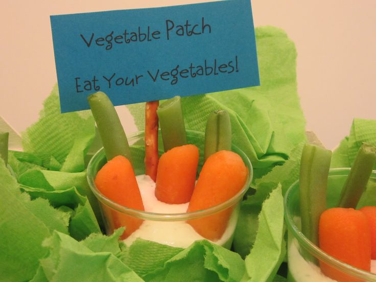 Best 25 farm party foods ideas on pinterest barnyard for Vegetable patch ideas
