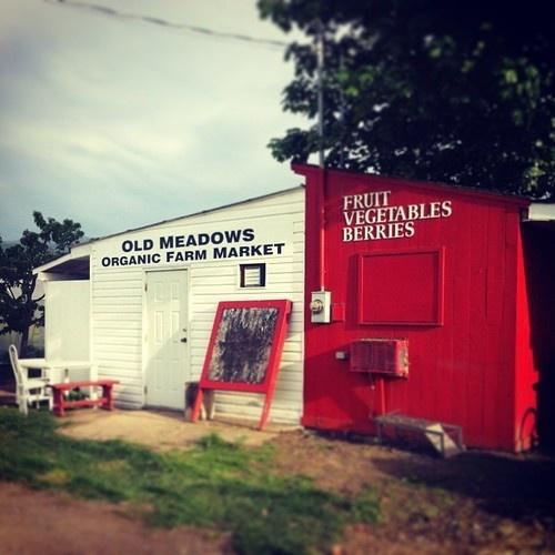 Old Meadows Organic Farm in Kelowna