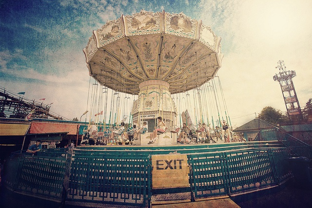 Playland - WAVE SWINGER by P Squared Pics, via Flickr