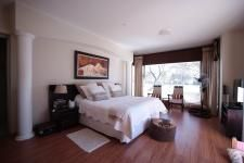 Stunning bedroom in an exclusive estate property on MyRoof.co.za