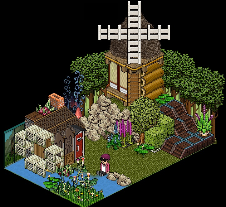 1000 images about cool habbo rooms on pinterest game of for Cool design hotel