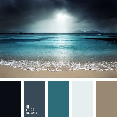 25 best ideas about coastal color palettes on pinterest for Ocean blue color combinations