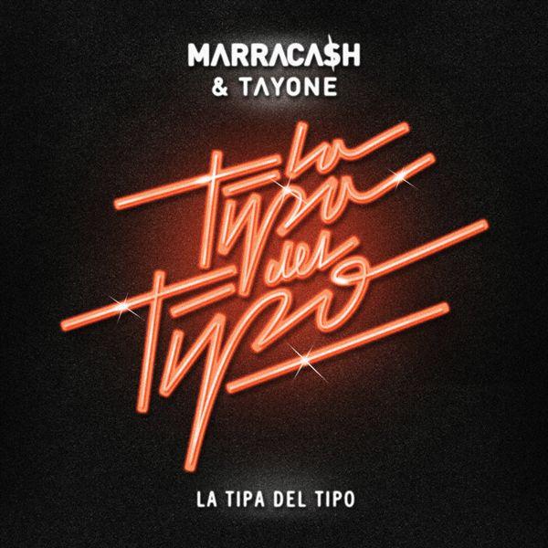 """Marracash & Tayone """"La tipa del tipo"""" (Artwork) by Corrado Grilli, via Behance"""