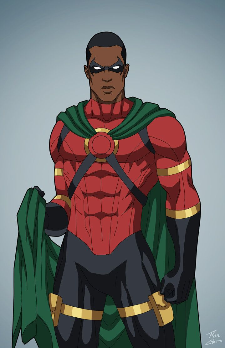 Icon (Earth-27) commission by phil-cho.deviantart.com on @DeviantArt