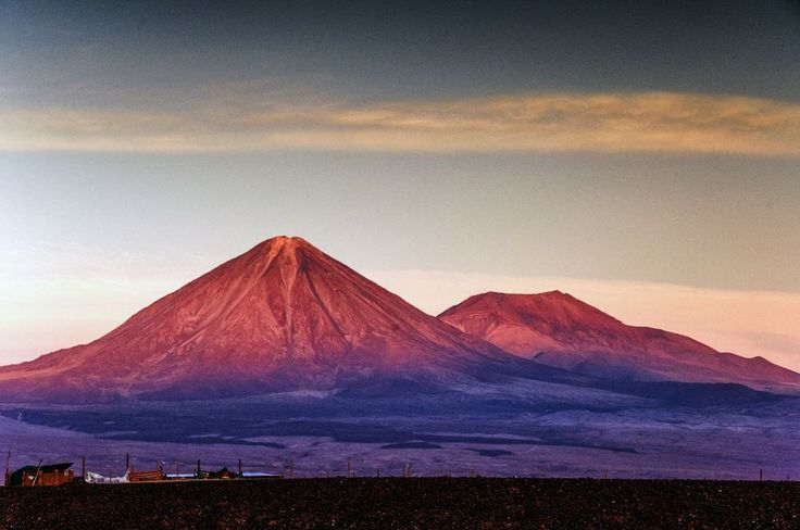 Spirit of Licancabur Volcano at Atacama. Photo by Stanley P. — National Geographic Your Shot