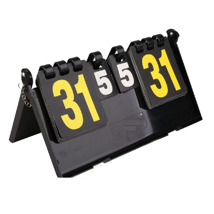 Game Competition basketball Score board Sports scoreboard volleyball table tennis handball badminton scoring Accessories 4 digit #Affiliate