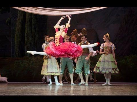 """Mathilde Froustey """"Kitri"""" DON QUICHOTTE Chorégraphie : Rudolf Noureev décembre 2012 Opéra National de Paris"""