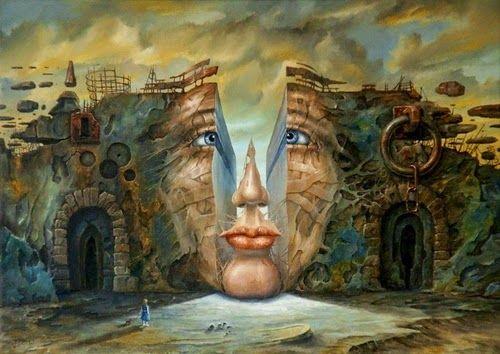 Salvador Dali Magic Realism Design stack: surreal ...