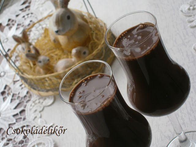 Hankka: Csokoládélikőr, Békés, Meghitt Húsvétot!