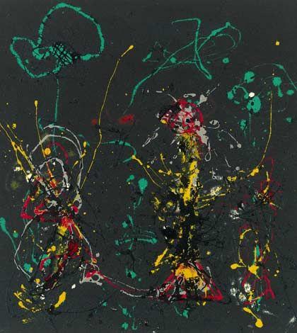 Pollock e gli irascibili fino al 16 febbraio 2014 in mostra a Palazzo Reale di Milano @24ORECultura