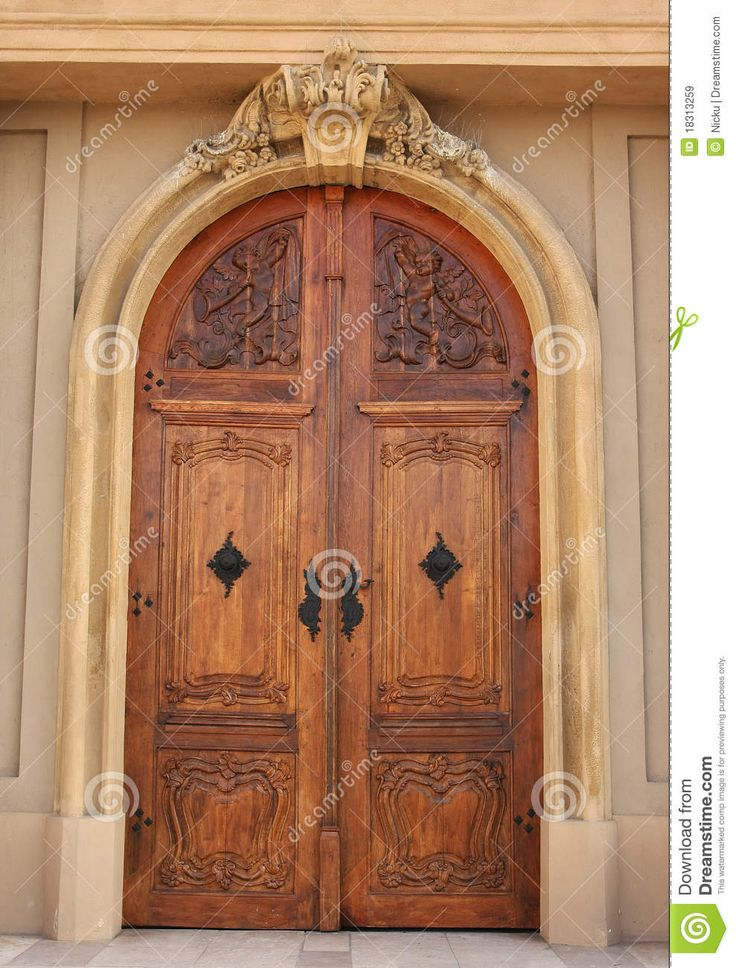 church doors in wood - Google Search
