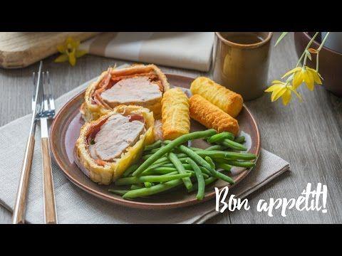 Filet mignon en croûte à l'Italienne - Cuisine Addict