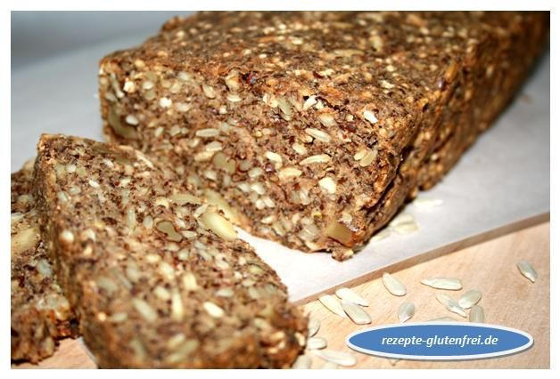 Kerniges Low Carb Brot