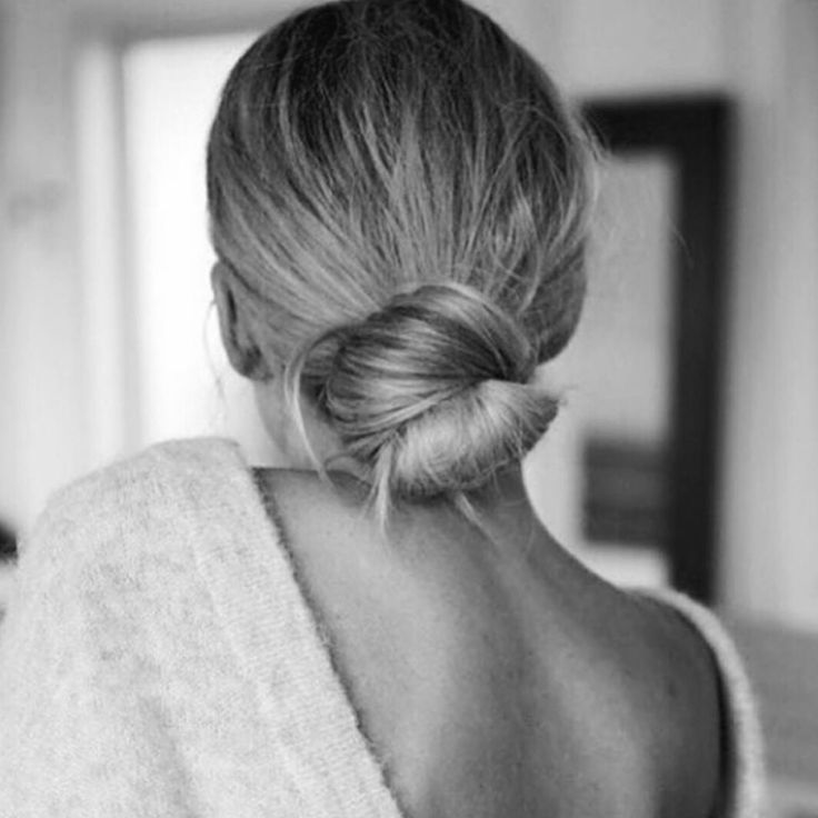 The White Avenue / Chic, Simple, Understated Wedding Hair VIEW MORE: http://thelane.com/brands-we-love/the-white-avenue