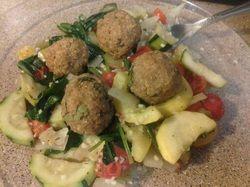 Turkey and Quinoa Meatballs | Healthy food that LOOKS delish! | Pinte ...