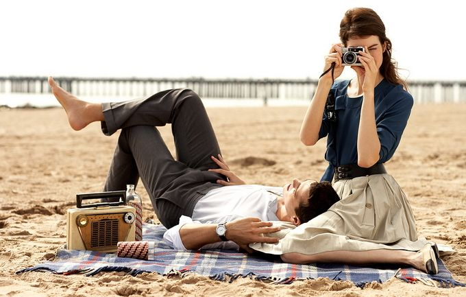 dreaming of beach picnics: Picture, Ideas, Beaches, Engagement Photo, Picnics, At The Beach, Beach Picnic, Couple, Photography