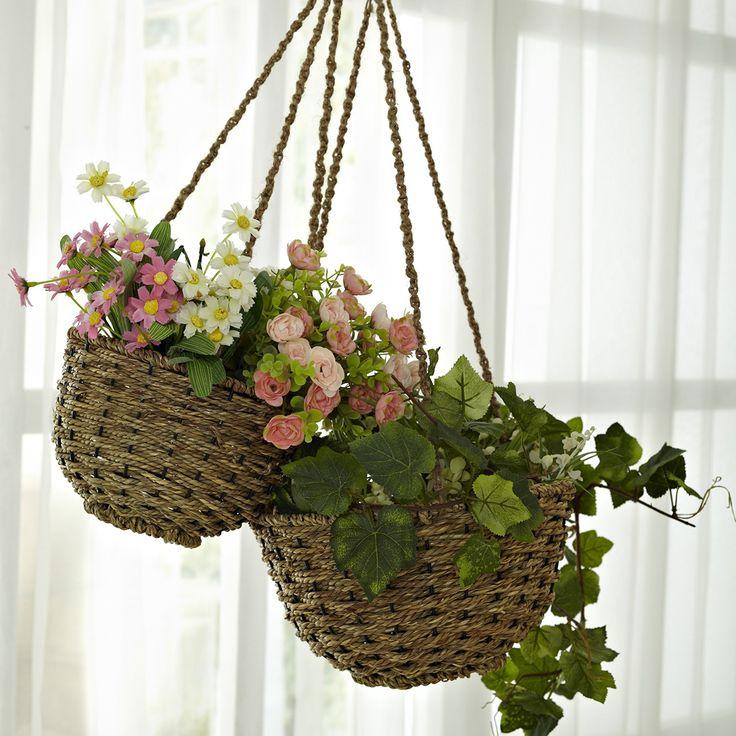 17 Best Ideas About Pflanzkübel Rattan On Pinterest   Blumen ... Blumen Balkonausrichtung Welche