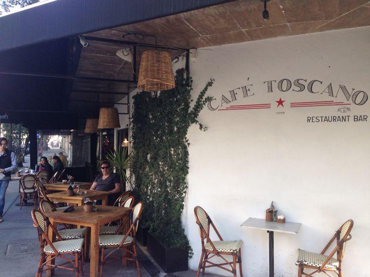 Café Toscano, Roma, México City