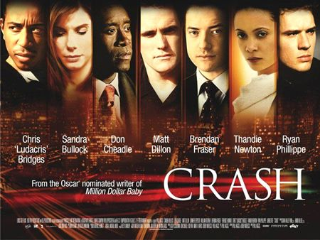 Crash.One of the best movies ever!