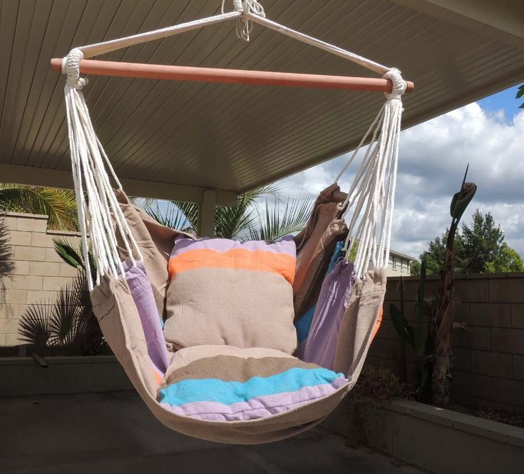 hanging-rope-chair gifts for family