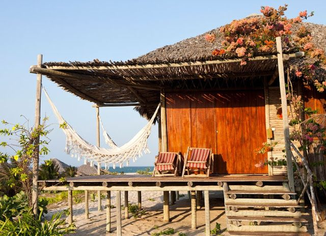 Destinos românticos no Ceará: 5 hotéis com bangalô para curtir a dois ~ Rodando pelo Ceará | Blog de Viagens