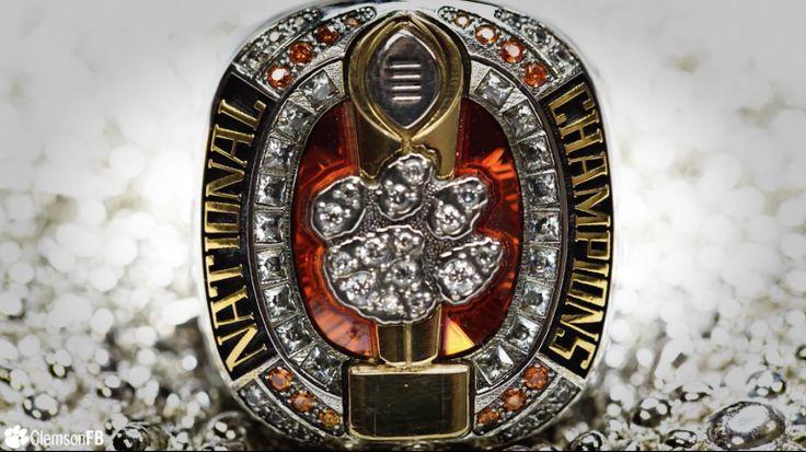 2016 NCAA Championship Ring