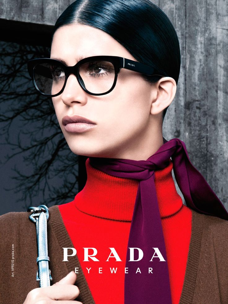 Prada Eyewear | Fall 2014