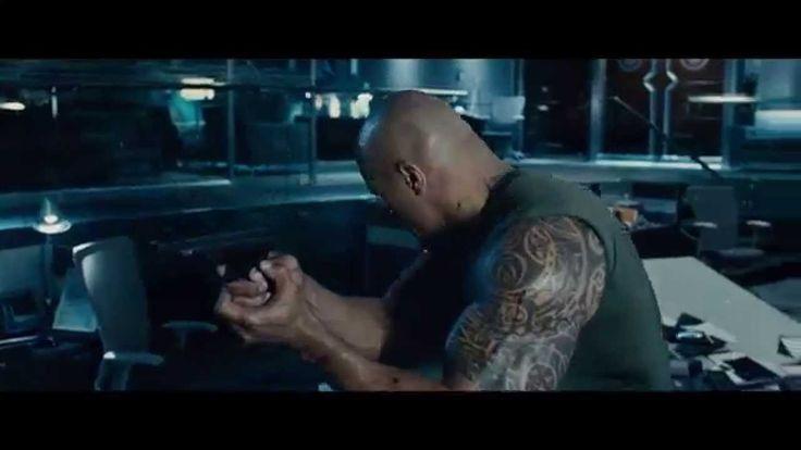 Rychle a zběsile 7 (Fast and Furious 7) - oficiální český HD trailer 2