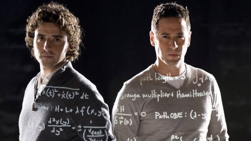 Numb3rs: Don and Charlie Eppes