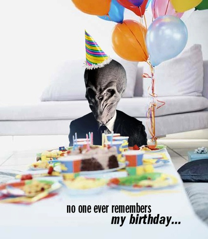 Doctor Who: Silence Birthday [PIC]