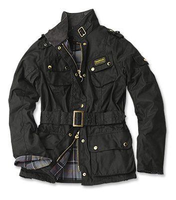 Barbour Ladies International Jacket / Barbour® Ladies International Jacket -- Orvis