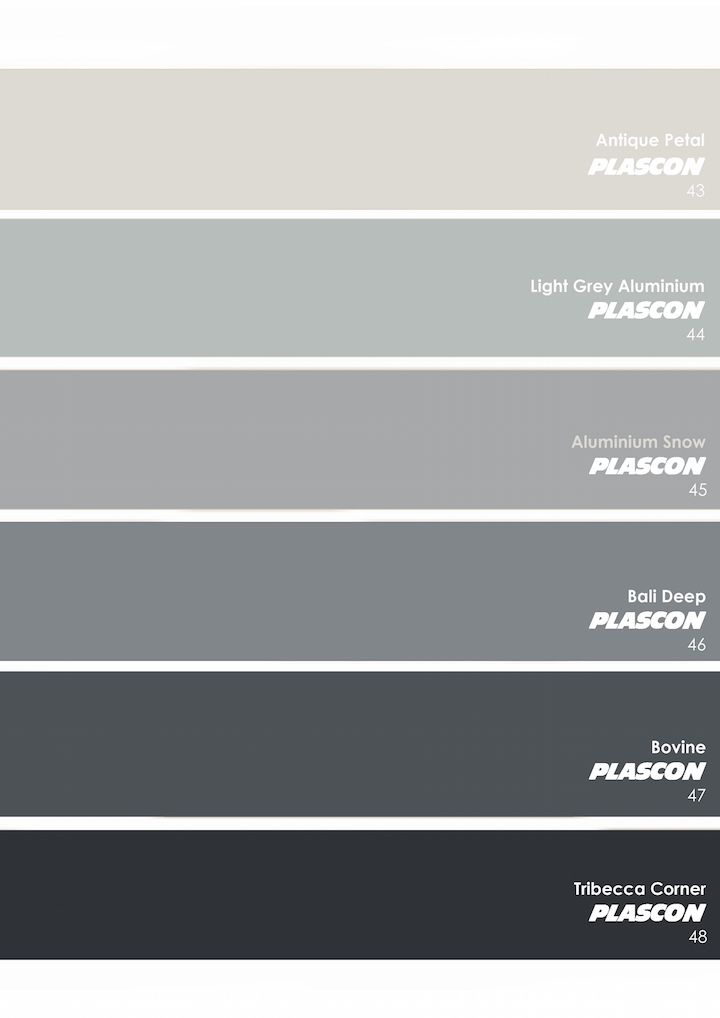 Plascon architectural greys google search colours for Deep grey color