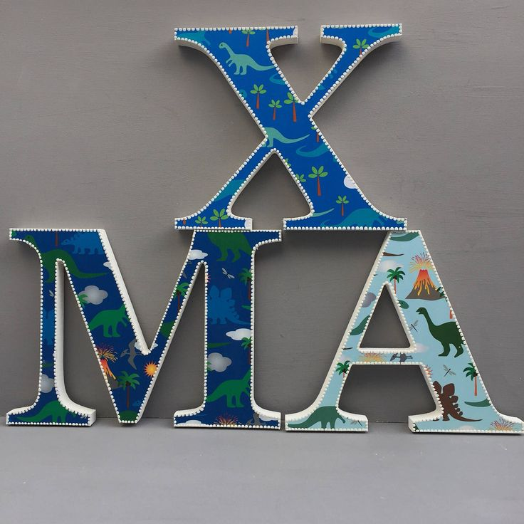 29 best decorated wooden letters images on pinterest decorate