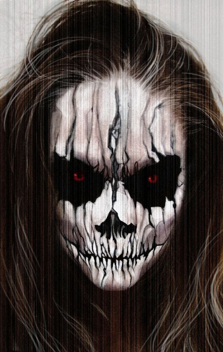 25 Best Ideas About Scary Faces On Pinterest