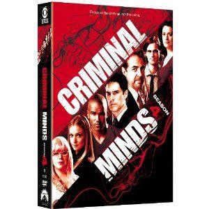 Criminal Minds: The Complete Fourth Season