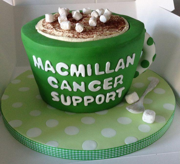 Macmillan Cake Decorations