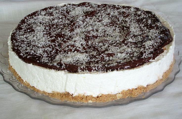 torta senza cottura