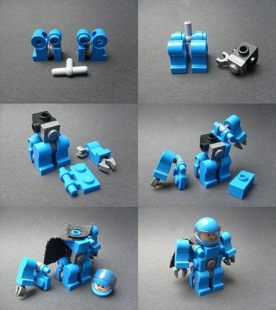 Space Marine instructions by MeGustaKapusta on Flickr